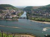 thumbnail - Schleifenroute - Nahe mündet in Rhein