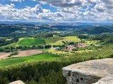 thumbnail - Blick vom Baropturm Richtung Großgölitz