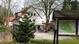 thumbnail - Start zur Wanderung am Ausflugslokal Zur Schunterquelle
