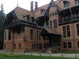thumbnail - Das Jagdschloss der Großherzöge von Mecklenburg war Vorbild für den Cecilienhof in Potsdam.