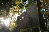 thumbnail - Burgruine Alt-Windeck im Morgenlicht