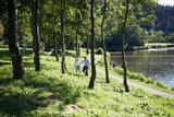 thumbnail - Am Ufer des Hillebachsees