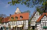 thumbnail - Halle Westfalen, Kirchplatz
