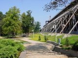 thumbnail - Gradierwerk im Kurpark Bad Salzelmen