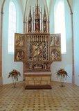 thumbnail - Altar der Wallfahrtskirche St. Salvator in Heiligenstadt