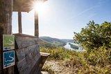 thumbnail - Rheinblick auf dem Rhein-Wisper-Glück Weg