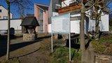 thumbnail - Starttafel Radarena in Kehrig an der Gemeindeverwaltung