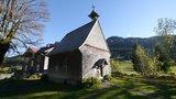 thumbnail - Die hölzerne Kapelle St. Anna im Weiler Rohrmoos.