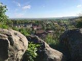 thumbnail - Altenburg Blick auf Langenstein und Halberstadt