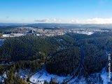 thumbnail - Blick auf Oberhof