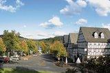 thumbnail - Marktplatz Hilchenbach - Start und Ziel jeder Tour