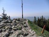 thumbnail - Blick von der Alpspitze