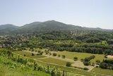 thumbnail - Blick auf Badenweiler und den Hoch Blauen