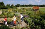 thumbnail - Radfahrer Kräutergarten
