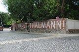 thumbnail - Friedhofsmauer: Wählt Thälmann, Görlitz
