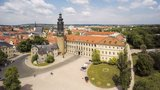 thumbnail - Luftaufnahme aus Süden - Stadtschloss - Weimar