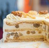 thumbnail - Torte essen im Landhaus Blumengarten