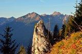 thumbnail - Blick auf die Scheinbergspitz vom Pürschling Haus
