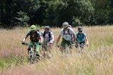 thumbnail - Mountainbiken in der Natur