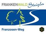 thumbnail - Markierungszeichen FrankenwaldSteigla Franzosen-Weg