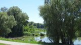 thumbnail - Die Donau in Bad Abbach