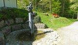 thumbnail - Zauberflötenbrunnen auf dem Laurentius Rundweg