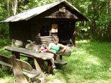 thumbnail - Schutzhütte an der Hässelkuppe