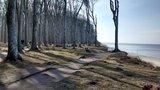 thumbnail - Rad- und Wanderweg entlang der Steilküste