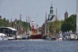 thumbnail - Delft mit Schiffen in Emden