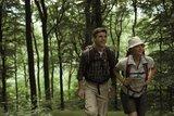 thumbnail - Wanderer auf der Drei-Burgen-Route