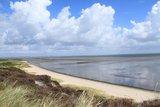 thumbnail - Blick auf das Wattenmeer von der Braderuper Heide