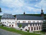 thumbnail - Das Kloster Eberbach zählt zu den bedeutendsten Kunstdenkmälern Hessens.