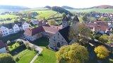 thumbnail - Flechtdorf mit dem Benediktinerkloster