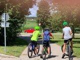 thumbnail - Auf den Weg zum Günztalradweg von der Memminger Straße herkommend