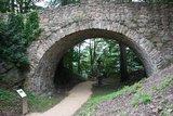 thumbnail - Brücken auf dem Gelände der Burgruine Bad Harzburg