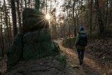thumbnail - Wanderweg am Lilienstein