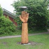 thumbnail - Berglern: Titel: Warnende Hand