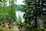 thumbnail - Radfahrer am Thüringer Meer