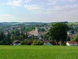 thumbnail - Blick vom Berndlberg auf Triftern