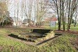 thumbnail - Überreste römischer Wachturm in Wardt