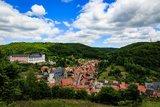 thumbnail - Aussicht auf Stadt & Schloss Stolberg