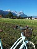 thumbnail - Blick auf das Alpspitz-, Zugspitzgebirge