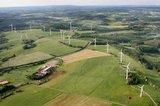thumbnail - Luftbild Windpark Freisen