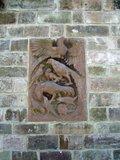 thumbnail - Tierrelief mit Fasan am barocken Gartendenkmal Tschifflick