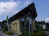 thumbnail - Im Rhön-Infozentrum können wir uns über das Biosphärenresrevat informieren.