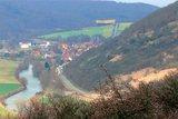 thumbnail - Blick auf die Landschaft um Nebra.