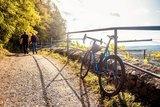 thumbnail - Nach Kletterpartie oberhalb der Weinberge