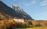 thumbnail - Schloss Staufeneck am Natur- und kulturhistorischer Wanderpfad Piding