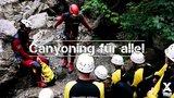 thumbnail - Canyoning Erleben - Canyoning Allgäu - Starzlachklamm