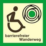 thumbnail - Logo barrierfreier Wanderweg